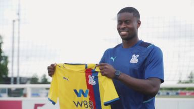 Guehi excited by Palace opportunity