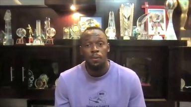 Bolt: Athletes should have a voice for change