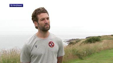 Mulgrew delighted by Dundee Utd return