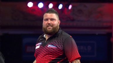Smith saves match with 108 checkout