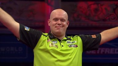 MVG wins it with a 121 on the bull!