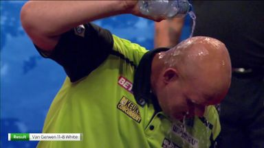 MVG wins out in hot encounter!