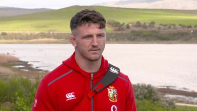 Curry: Lions Tour what dreams are made of