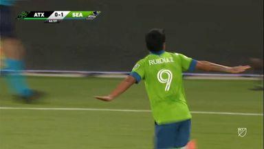 Ruidiaz scores MLS goal of season contender
