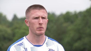 Lundstram ready for new challenge at Rangers