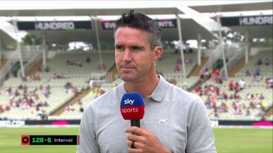 Pietersen impressed by Hundred quality