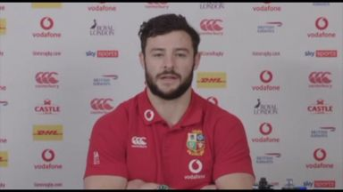 Henshaw excited by Daly partnership