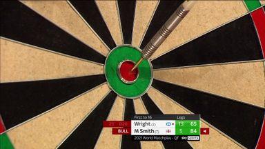 Smith breaks on the Bull!