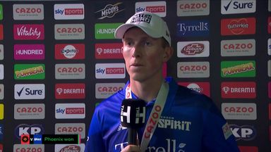 Crawley: Felt great to be in the runs