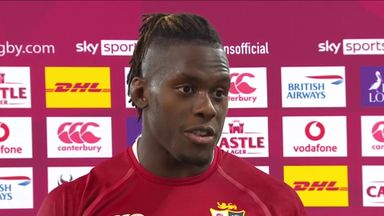Itoje: These moments don't come often