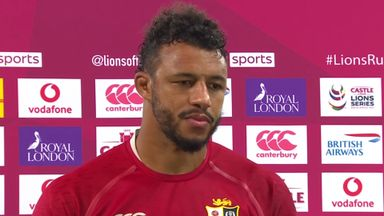 Lawes: We know we've got more to give