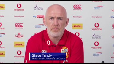 Tandy provides Lions fitness update