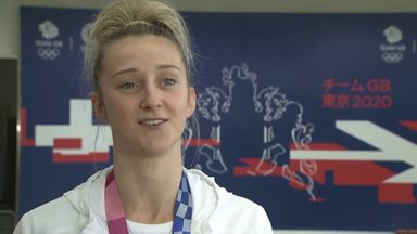 Williams hopes to inspire future GB stars