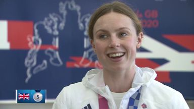 Taylor-Brown: I won silver with a flat tyre!