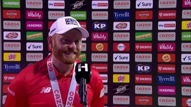Bairstow: We took risks and got our rewards