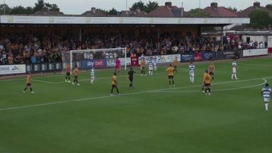 Highlights: Cambridge 1-2 QPR
