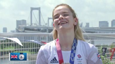 Kinsella: I've topped my Dad with Olympic bronze