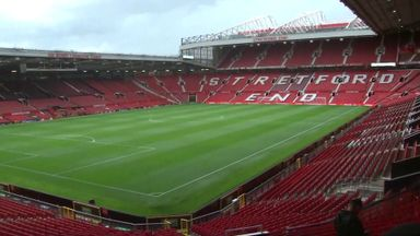 Man Utd introduce barrier seating at OT