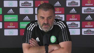 Postecoglou: Celtic working hard on transfers