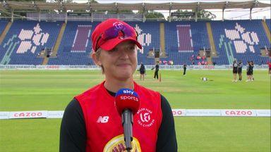 Taylor loving return to cricket
