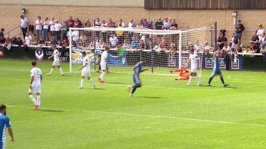 Leeds lose high-scoring friendly vs Real Betis