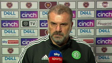 Postecoglou frustrated by Celtic quality