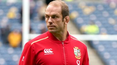 AWJ to captain Lions in first Test vs Boks