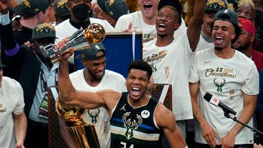 B.J. Armstrong: It's Giannis's league now