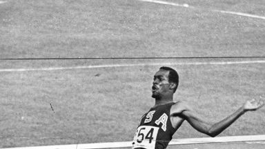 Beamon on his 'leap of the century'