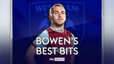 Jarrod Bowen's Premier League best bits!