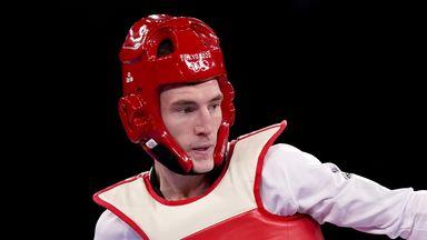 Sinden takes Taekwondo silver