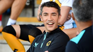 Lage: Wolves aiming to be competitive