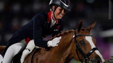 Dujardin makes British Olympic history!