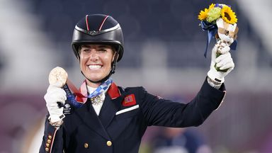 'Surreal to be GB's most decorated female Olympian'