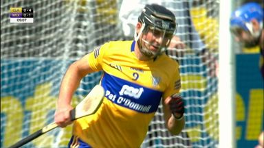 Malone scores first goal for Clare