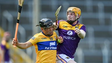 Clare 2-25 Wexford 2-22