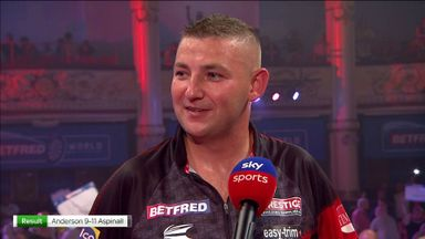Aspinall: I can win the tournament