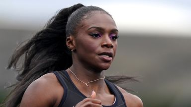 Asher-Smith: IOC had to soften protest stance