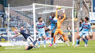 Highlights: Dundee 2-2 West Ham