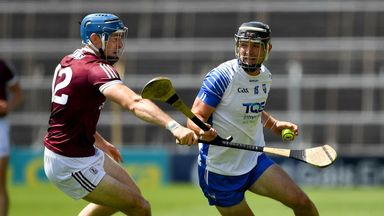 Waterford 1-30 Galway 3-20