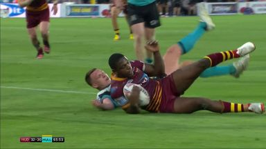 McGillvary hits four for Giants!