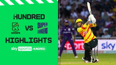 Hales stars as Rockets edge Superchargers to go top