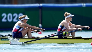 Glover returns to Olympic rowing
