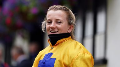 Hollie Doyle breaks her own record at Doncaster