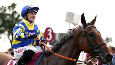 Doyle: Crowd 'electric' after Group One win