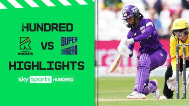Rodrigues superb as Superchargers top Rockets