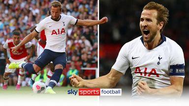 Kane's greatest Premier League goals