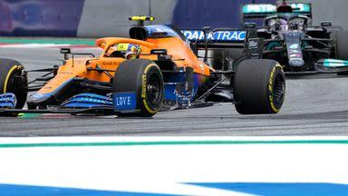 McLaren's battle with climate change