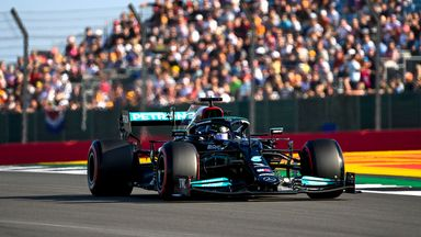 'British GP perfect weekend for fans'