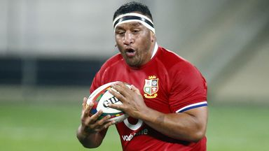 Lions make three changes for second Test